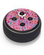 Hello Kitty Smile Amazon Echo Dot Skin