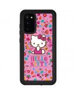 Hello Kitty Smile Galaxy S20 Waterproof Case