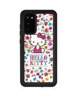 Hello Kitty Smile White Galaxy S20 Waterproof Case
