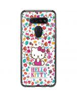Hello Kitty Smile White LG K51/Q51 Clear Case