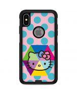 Hello Kitty Spots Otterbox Commuter iPhone Skin