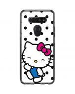 Hello Kitty Waving LG K51/Q51 Clear Case