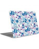 Hello Sanrio Blue Blast Apple MacBook Air Skin