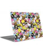Hello Sanrio Color Blast Apple MacBook Air Skin
