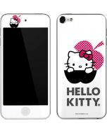 HK Pink Black Apple Apple iPod Skin