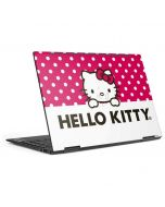 HK Pink Polka Dots HP Envy Skin
