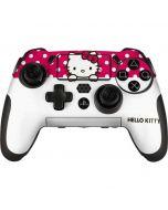HK Pink Polka Dots PlayStation Scuf Vantage 2 Controller Skin