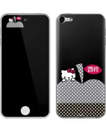HK Polka Dot Apple Apple iPod Skin