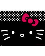 Hello Kitty Black Apple AirPods Skin