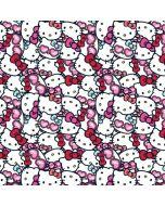 Hello Kitty Multiple Bows PS4 Slim Bundle Skin