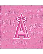 Los Angeles Angels - Pink Cap Logo Blast Amazon Echo Skin