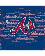 Atlanta Braves - Cap Logo Blast Galaxy S6 Edge Skin