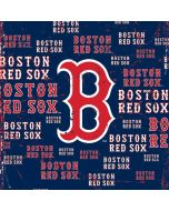 Boston Red Sox - Cap Logo Blast Generic Laptop Skin