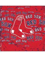 Boston Red Sox - Red Primary Logo Blast iPhone 6/6s Skin