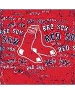 Boston Red Sox - Red Primary Logo Blast Galaxy S6 Edge Skin