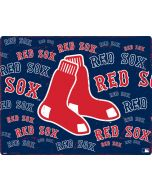 Boston Red Sox Blast Generic Laptop Skin