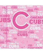 Chicago Cubs - Pink Cap Logo Blast PS4 Slim Bundle Skin