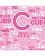 Chicago Cubs - Pink Cap Logo Blast Galaxy S6 Skin