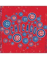 Chicago Cubs - Red Primary Logo Blast PS4 Slim Bundle Skin