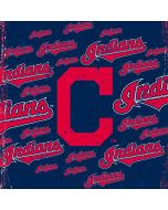Cleveland Indians - Cap Logo Blast Galaxy S6 Edge Skin