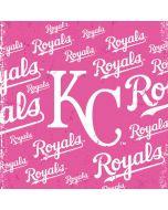 Kansas City Royals - Pink Cap Logo Blast HP Envy Skin