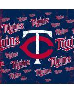 Minnesota Twins - Cap Logo Blast Apple iPad Skin