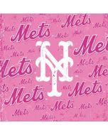 New York Mets - Pink Cap Logo Blast HP Envy Skin