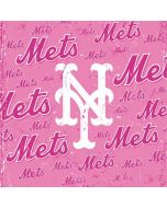New York Mets - Pink Cap Logo Blast PS4 Slim Bundle Skin