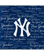 New York Yankees - Cap Logo Blast Asus X202 Skin