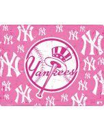 New York Yankees Pink Blast HP Envy Skin