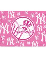 New York Yankees Pink Blast Dell XPS Skin
