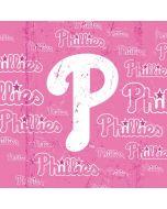 Philadelphia Phillies - Pink Cap Logo Apple iPad Skin