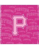 Pittsburgh Pirates - Pink Cap Logo Blast Amazon Echo Skin