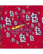 St. Louis Cardinals - Primary Logo Blast Xbox One Console Skin
