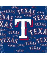 Texas Rangers - Cap Logo Blast Apple iPad Skin