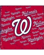 Washington Nationals - Cap Logo Blast Galaxy S6 Edge Skin