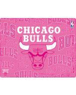 Chicago Bulls Pink Blast Apple iPad Skin