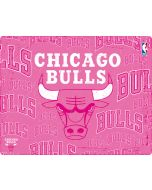 Chicago Bulls Pink Blast PS4 Slim Bundle Skin