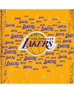 Los Angeles Lakers Blast PlayStation Scuf Vantage 2 Controller Skin