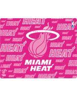 Miami Heat Pink Blast Apple iPad Skin