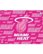 Miami Heat Pink Blast iPhone 8 Pro Case