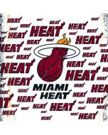 Miami Heat White Blast Yoga 910 2-in-1 14in Touch-Screen Skin