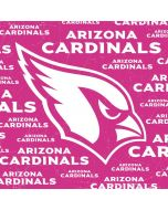 Arizona Cardinals Pink Blast iPhone X Waterproof Case