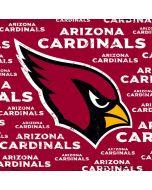 Arizona Cardinals Red Blast Dell XPS Skin