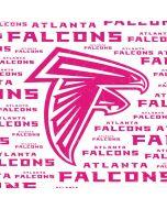 Atlanta Falcons Pink Blast Amazon Fire TV Skin