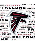 Atlanta Falcons White Blast Lenovo T420 Skin