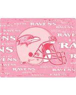 Baltimore Ravens - Blast Pink Amazon Echo Skin