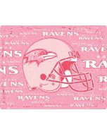Baltimore Ravens - Blast Pink Galaxy S6 Edge Skin