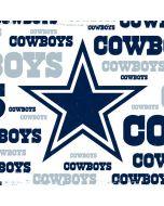 Dallas Cowboys Blue Blast Apple iPad Skin