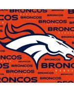 Denver Broncos Orange Blast Apple AirPods Skin